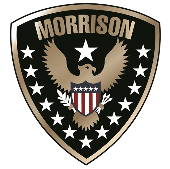 Morrison Security Shield Logo
